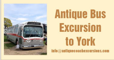 ACE Antique Bus Excursions