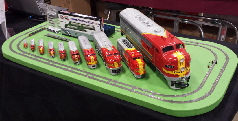 Winkler Multi Gauge Railroad